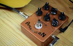Pedal American Sound - Jogo - Guitarra