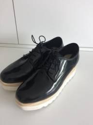 Sapato Oxford moleca 36