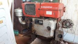 Motor a diesel B8 para várias funções