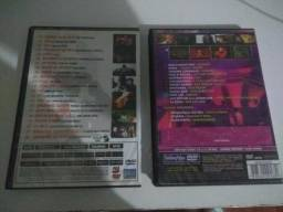 2 dvd um de rap um de dance