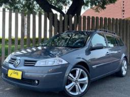 Mégane 1.6 dynamique grand tour flex - cambio manual ( top de linha ) - 2012