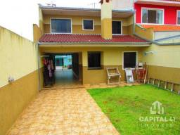 Sobrado com 3 dormitórios à venda, 151 m² por R$ 494.000 - Caiuá - Curitiba/PR