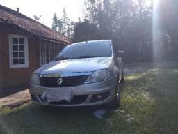 Renault Logan 1.0 completo 2012 - 2012