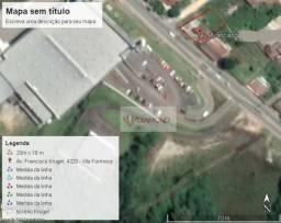 Terreno à venda em Cachoeira, Almirante tamandaré cod:TE0098