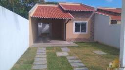 Vendo casa nova com 2 quartos prox ao Centro do Aquiraz
