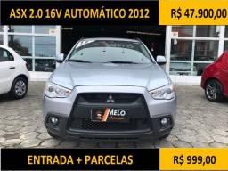 ASX 2.0 16V Automático 2012 - 2012