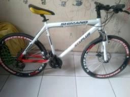 Vendo linda bike shimano