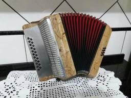 Vendo ou troco Gaita ponto por acordeon de teclas