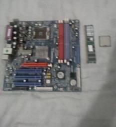 V/t placa processador e memória