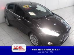 FORD FIESTA 2017/2017 1.6 TITANIUM PLUS HATCH 16V FLEX 4P POWERSHIFT