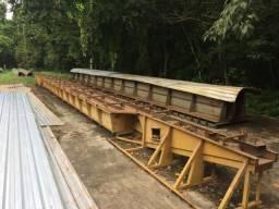 Formas Metálicas para Estrutura em Concreto Armado