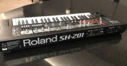Teclado Synth Roland SH201