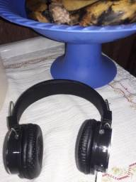 Foni de ouvido via Bluetooth e bebillis