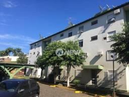 Apartamento com 2 dormitórios à venda, 41 m² por r$ 135.000 - canudos - novo hamburgo/rs