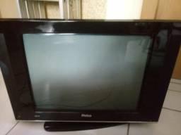 Vendo duas televisão tubo tela plaina