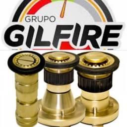 Fabricantes de Esguichos regulável Jato Sólido GILFIRE