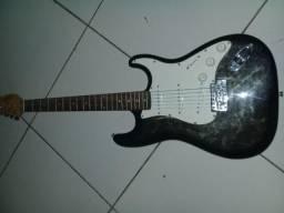 Usado, Guitarra Condor +keiser e bandoleira comprar usado  São João de Meriti
