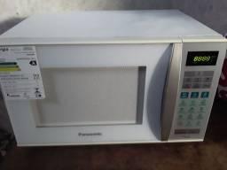 Microondas Panasonic 32 Litros com 3 meses de garantia