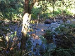 Terreno (lote) em Guapimirim com Rio passando nos fundos R$ 80 mil