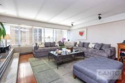Cobertura mobiliada com 4 suítes à venda, 371 m² por R$ 2.200.000 - Champagnat / Bigorrilh