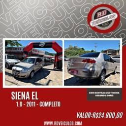 Fiat Siena EL 1.0 mpi Fire Flex 8V 4p 2011 Flex
