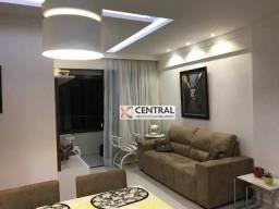 Apartamento com 2 dormitórios à venda, 60 m² por R$ 320.000,00 - Parque Bela Vista - Salva