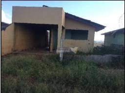 Casa com 2 dormitórios à venda, 48 m² por R$ 61.071,21 - Centro - São Lourenço do Oeste/SC