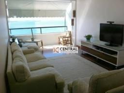 Apartamento com 3 dormitórios para alugar, 120 m² por R$ 3.800,00/mês - Barra - Salvador/B