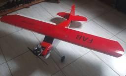 Aeromodelo FAB ZF138 Completo