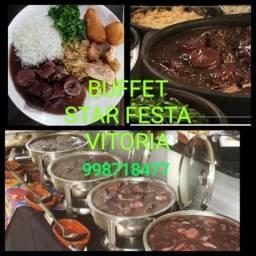 Buffet de Feijoada promoção jan/fev (R$30 por pessoa )