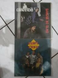 Discos Vinil Rap e dance anos 90