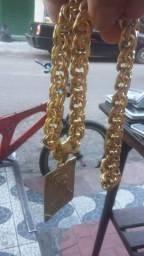Cordão de prata 800 reais