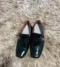 Sapato social infantil 32