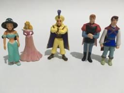 Princesas e príncipes originais Disney