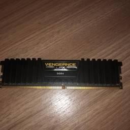 Memória ram 8GB 2400mhz DDR4