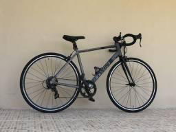 Bike Triban 100 Chumbo + Rodas Spin Vzan