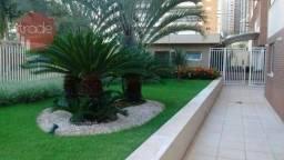 Apartamento com 3 dormitórios para alugar, 80 m² por r$ 2.000/mês - jardim são luiz - ribe
