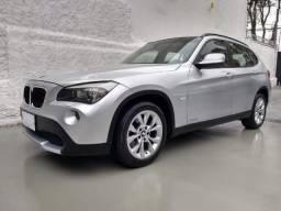 BMW X1 1.8 Sdrive 2011 * Prata * Air Bags * ABS * Rodas * Revisada com Garantia - 2011