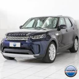 DISCOVERY 2018/2018 3.0 V6 TD6 DIESEL HSE 4WD AUTOMÁTICO - 2018