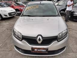 Renault Logan Auth 2017 Completo - 2017