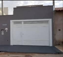Casa Nova de meio lote Plano Minha Casa Minha Vida Com garagem coberta e com suíte