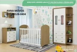 Quinta OLX Ofertão - Quarto Infantil - MDF - Lumion - Smile