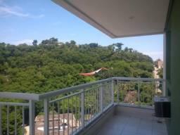 Apartamento com 2 dormitórios para alugar, 90 m² por R$ 4.800,00/mês - Botafogo - Rio de J