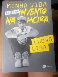 Livro Lucas lira