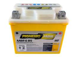 Bateria Moto Pioneiro Mbr6bs Ytz6s Fan 125 Es 2009/2011 Biz 125 Es 2009/2011