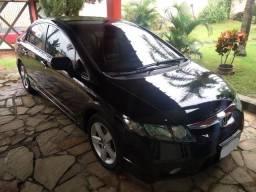 """"""" Lindo Honda Civic Lxs 1.8 Automático Flex 2009/2010 completo. '' - 2010"""