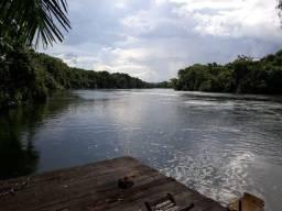 Sitio à venda, 50 hectares, Beira de Rio no Manso