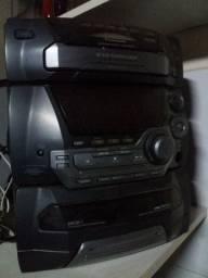 Aparelho de som Microsystems Panasonic