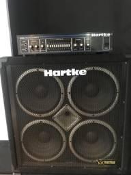 Hartke - Combo completo zerado! comprar usado  Guaíba