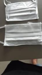 Máscaras TNT R$0,50